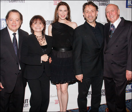 Artie Butler, Iris Rainer Dart, Catherine Williams, Leonard Foglia and Mike Stoller