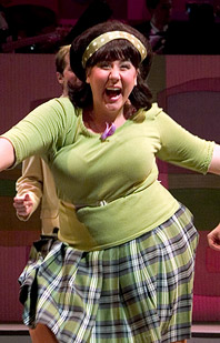 Marissa Perry as Tracy Turnblad