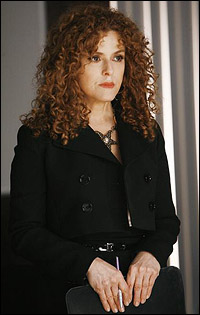 Bernadette Peters in