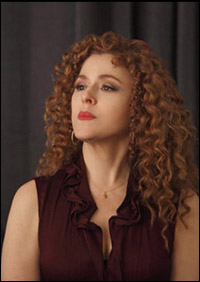 Bernadette Peters on