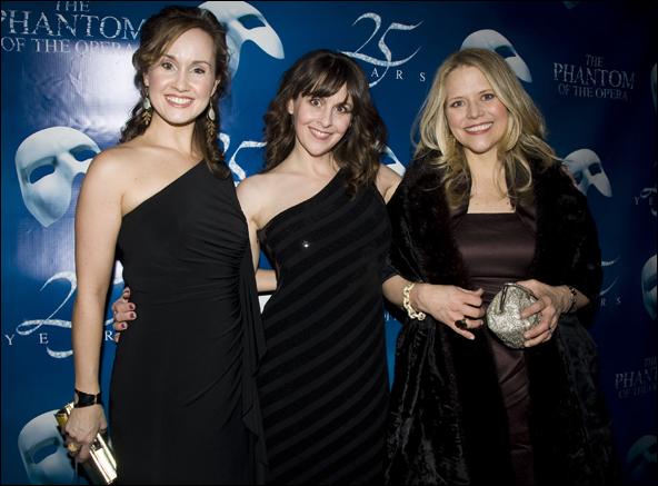 Elizabeth Loyacano, Adrienne McEwan and Sarah Pfisterer
