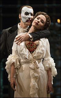 Hugh Panaro and Sierra Boggess