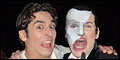 PHOTO EXCLUSIVE: A Two-Show Day With Phantom's Raoul, Sean MacLaughlin, on a Momentous Date