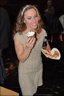 Heather McFadden LOVES Kara's Cupcakes!
