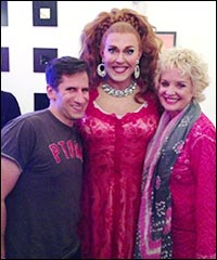 Seth, Varla Jean Merman and Christine Ebersole