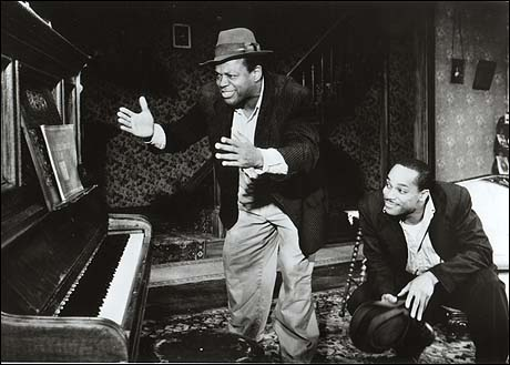 The August Wilson Cycle in Pictures: The Piano Lesson - 1990 ...