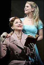 Victoria Clark and Kelli O'Hara in <i>The Light in the Piazza</i>