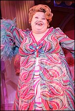 John Pinette in <I>Hairspray</I>