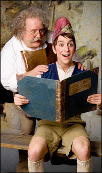 Don Forston and Skyler Adams