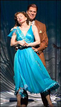 Donna Murphy and Christopher Innvar