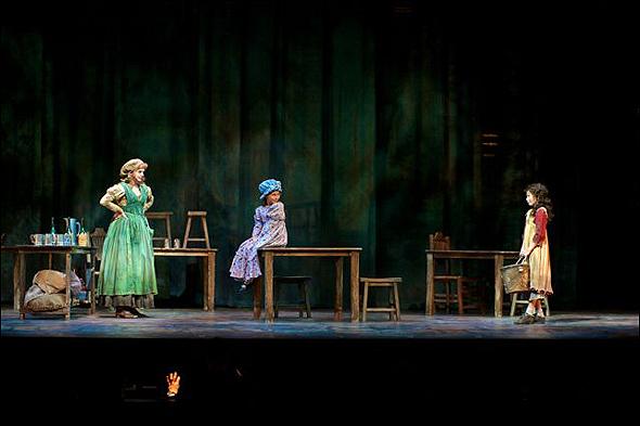 Christianne Tisdale, Abigail Scott and Maggie Scott