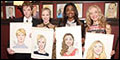 Pippin's Matthew James Thomas, Patina Miller, Charlotte d'Amboise and Rachel Bay Jones Honored with