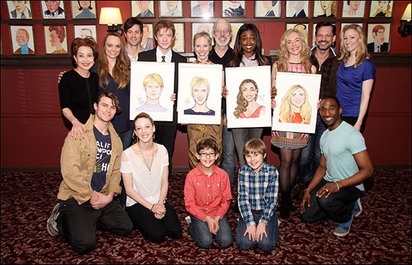 Annie Potts, Victoria Grimmy, Andrew Fitch, Matthew James Thomas, Charlotte d'Amboise, Terrence Mann, Patina Miller, Rachel Bay Jones, Molly Tynes, Orion Griffiths, Sabrina Harper, Ashton Woerz, Luke Kolbe Mannikus, Anthony Wayne and Cast