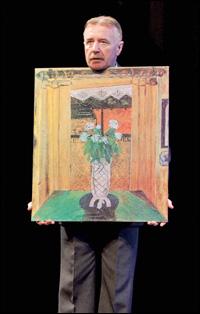David Whitaker in <I>The Pitmen Painters</I>.