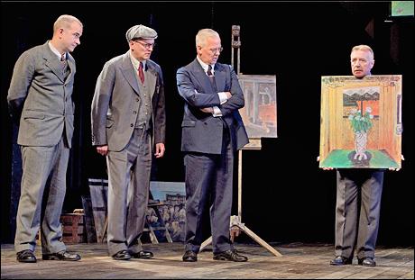 Christopher Connel, Michael Hodgson, Deka Walmsley and David Whitaker