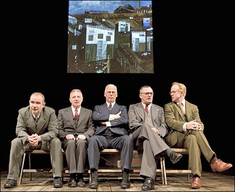 Christopher Connel, David Whitaker, Deka Walmsley, Michael Hodgson, and Ian Kelly