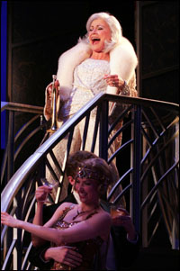 Louise Pitre in <i>Mame</i>.