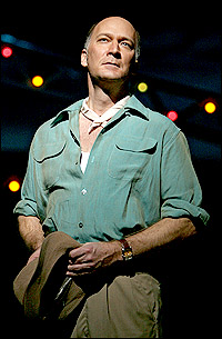 David Pittsinger in <I>South Pacific</i>
