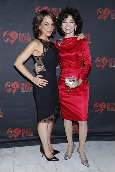 Leslie Kritzer and Linda Hart