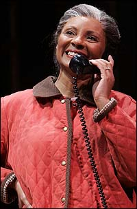 Leslie Uggams in <I>On Golden Pond</I>
