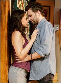 Katie Kreisler and Brian Avers