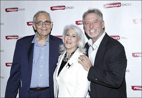 Richard Maltby Jr., Jamie deRoy and Larry Gatlin