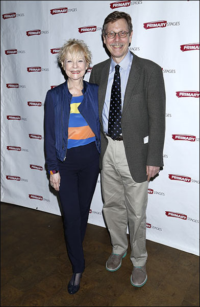 Penny Fuller and Barry Kleinbort