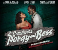 Cover art for the Broadway cast recording.