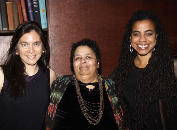 Diane Paulus, Diedre L. Murray and Suzan-Lori Parks