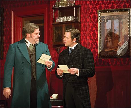 Craig Bennett and Edward Staudenmayer