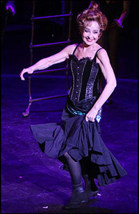 Annie Potts in <i>Pippin</i>