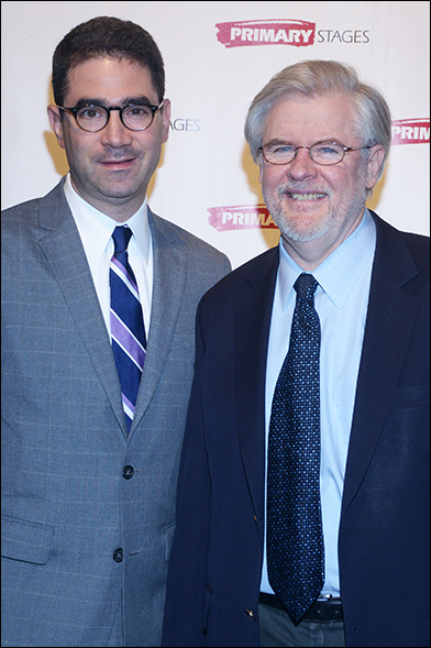 Jonathan Tolins and Christopher Durang