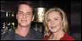 Broadway's Private Lives, With Kim Cattrall and Paul Gross, Meets the Press