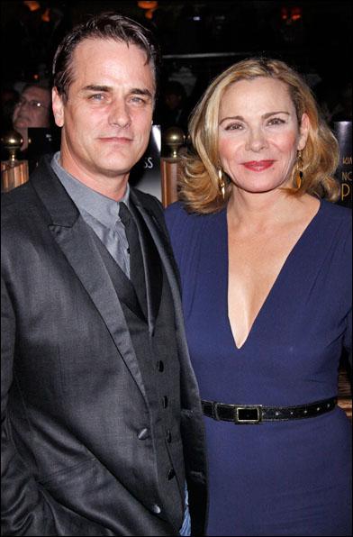 Paul Gross and Kim Catrall