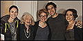 Edith Windsor Visits Fun Home at The Public Theater