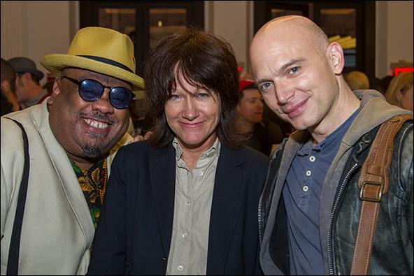 Stew, Heidi Rodewald and Michael Cerveris