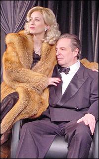 Ylfa Edelstein and John FitzGibbon