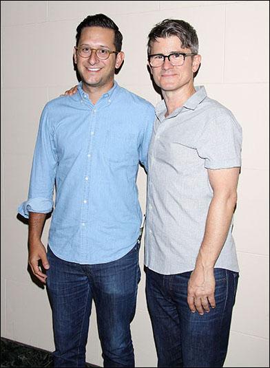 Dan Mills and Randy Redd