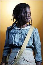 La Chanze in the Alliance Theatre production of <I>The Color Purple</I>.