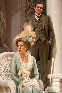 Charlotte Parry and Robert Sean Leonard