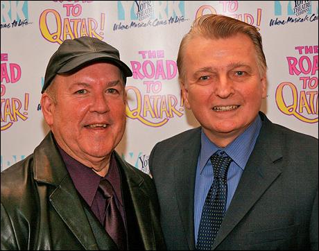 Michael Bottari and Ron Case