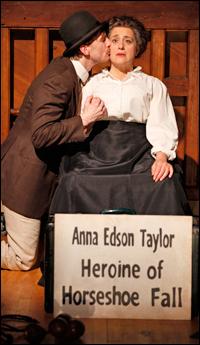 Andrew Samonsky and Mary Testa