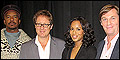 Spader, Grier, Washington and Thomas Ready Broadway's Race