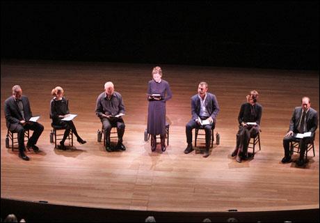 Brent Sexton, Mireille Enos, David Morse, Maggie Gyllenhaal, Liev Schreiber, Allison Janney and Bill Camp