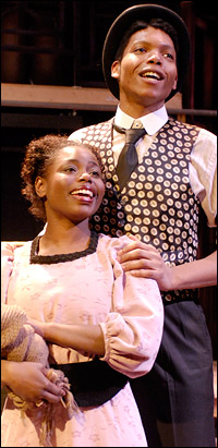 Porchlight's <I>Ragtime</I> received seven Jeff nominations.