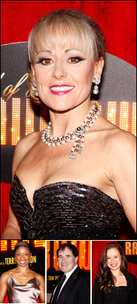 Tracie Bennett; guests Montego Glover, Richard Kind and Molly Ranson