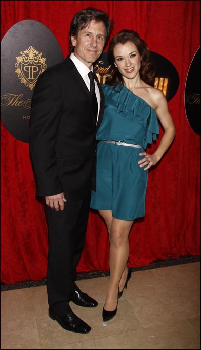 Michael Berry and Sarah Uriarte Berry
