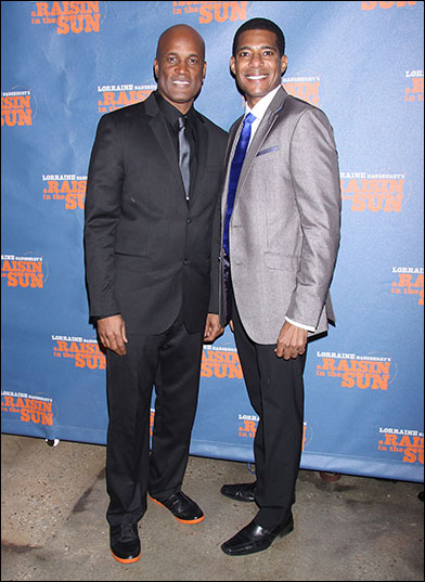 Kenny Leon and Billy Eugene Jones