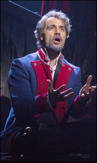 Ramin Karimloo in <i>Les Mis&eacute;rables</i>