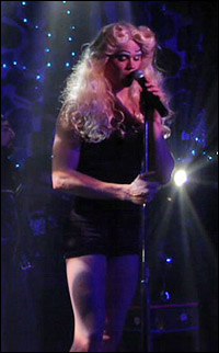 Andrew Rannells in a 2002 production of <i>Hedwig</i>